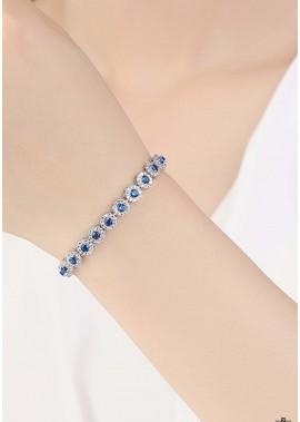 Blaue Skala Armbänder T901556332819