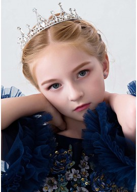 Beautiful Girls Headwear Princess Tiaras T901556680424