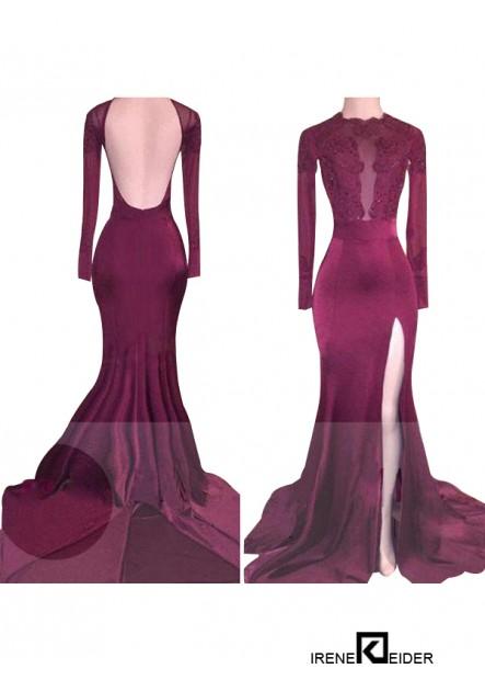 Irenekleider Bargain But Best Mermaid Long Prom Evening Dress