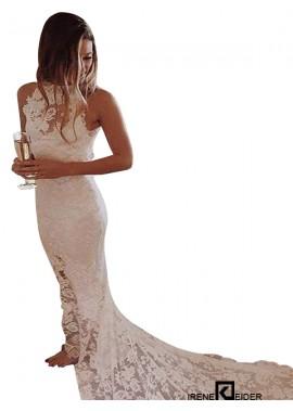 Irenekleider 2020 Beach Lace Wedding Dresses