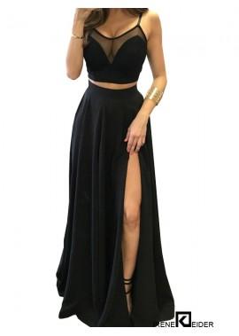 Irenekleider Two Piece Long Prom Evening Dress