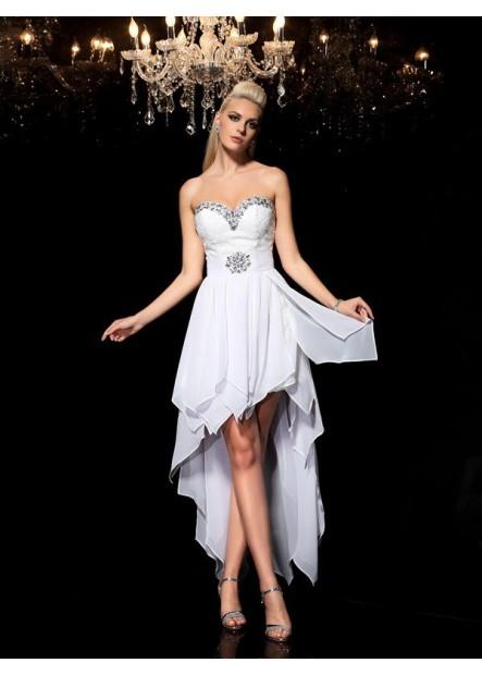 Irenekleider Short Homecoming Prom Evening Dress