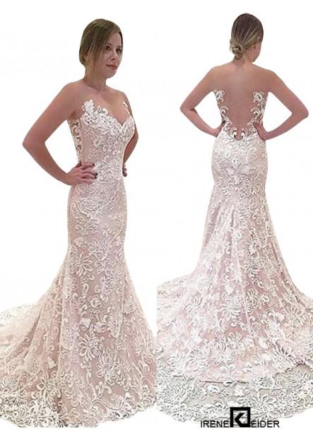 Irenekleider 2020 Lace Wedding Dress
