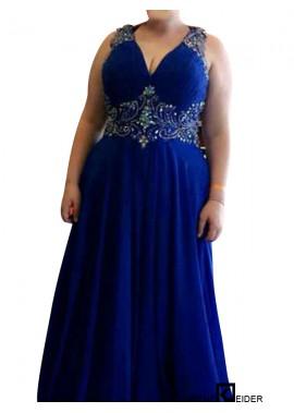 Irenekleider Plus Size Prom Evening Dress