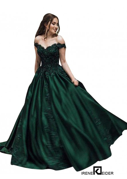 Irenekleider Plus Size Long Prom Evening Dress For Women