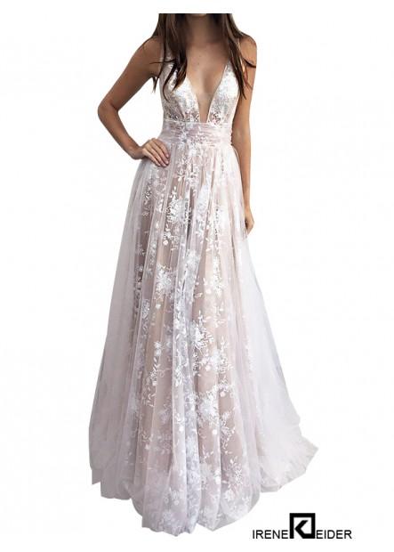 Irenekleider Long Prom Evening Dress For Teens