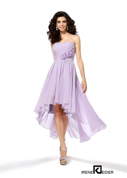 Irenekleider Sexy Short Homecoming Prom Evening Dress