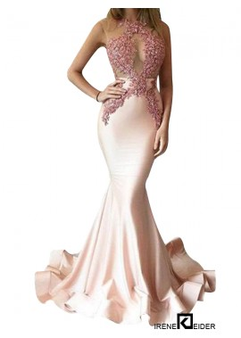 Irenekleider Sexy Mermaid Long Prom Evening Dress