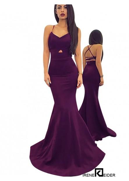Irenekleider Designer Mermaid Long Prom Evening Dress