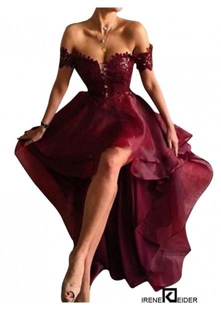 Irenekleider Sexy Elegant Long Prom Evening Dress