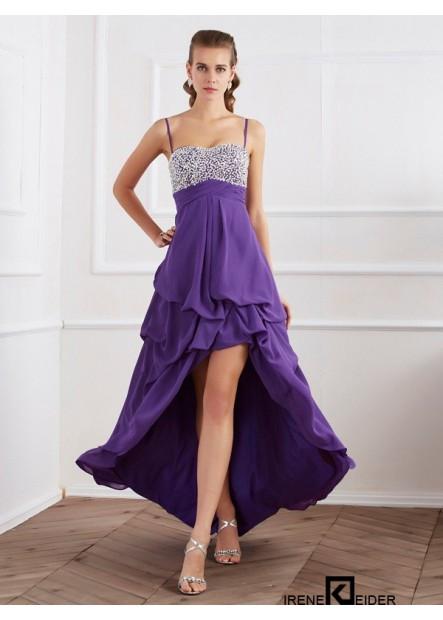 Irenekleider High Low Prom Dress