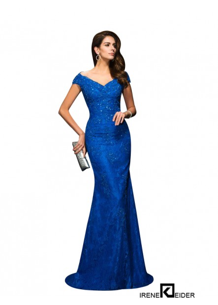 Irenekleider Mermaid Mother Of The Bride Evening Dress