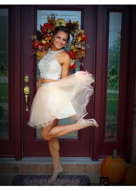 Irenekleider 2 Piece Short Homecoming Prom Evening Dress