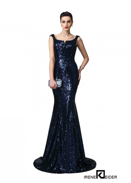 Irenekleider Sexy Mermaid Prom Evening Dress