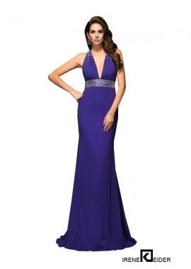 Irenekleider Sexy Mermaid Long Prom Evening Dress