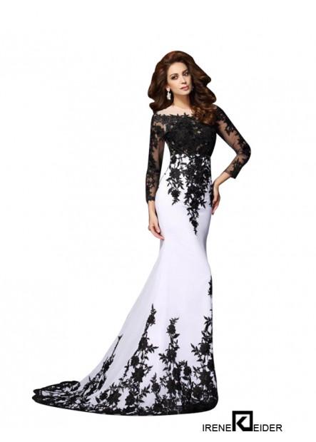 Irenekleider Sexy Long Prom Evening Dress