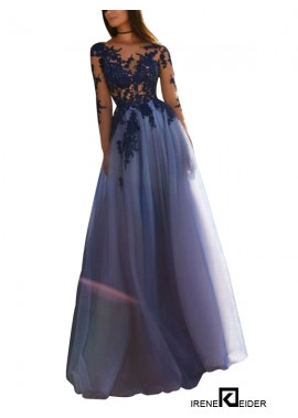 Irenekleider Sparkly Long Prom Evening Dress