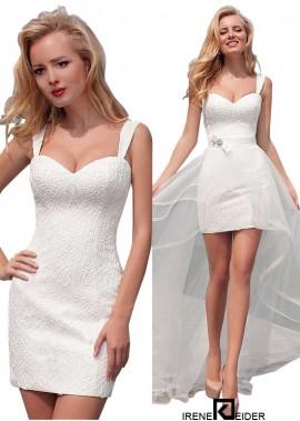 Irenekleider Beach Short Wedding Dresses