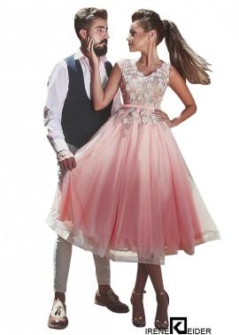 Irenekleider Short Wedding Dress