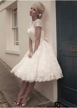 Irenekleider Beach Short Wedding Ball Gowns