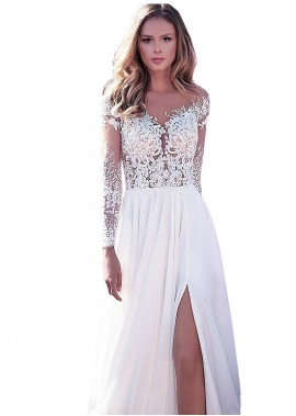 2019 Cheap Beach Wedding Dress