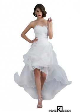 Irenekleider Short Wedding Dress