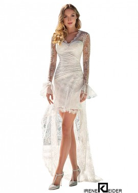 Irenekleider Beach Short Wedding Dresses