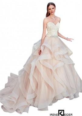 Irenekleider Beach Wedding Ball Gowns