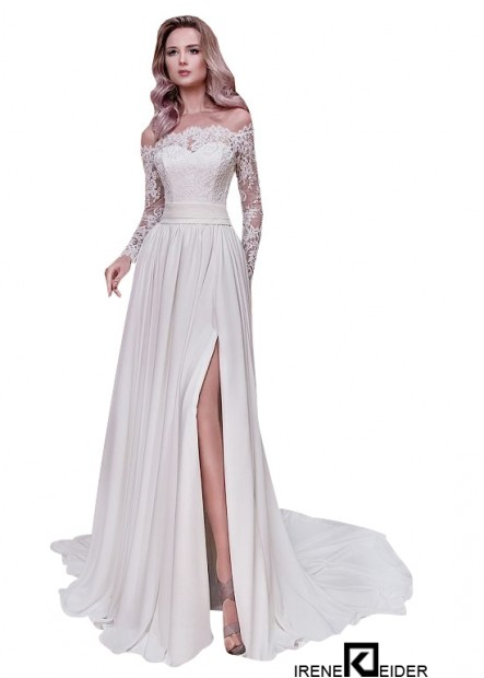 Irenekleider Beach Wedding Dresses