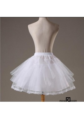 Boneless skirt, lolita dress, violent skirt, cosplay costume, maid, ballet, daily short, puffed gauze Petticoat T901554185553