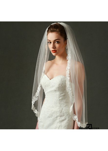 Wedding bride lace Wedding Veil T901554101871